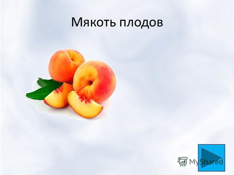 Мякоть плодов