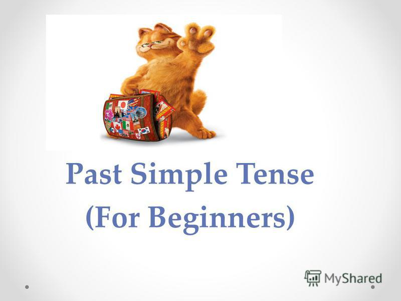 Past Simple Tense (For Beginners)