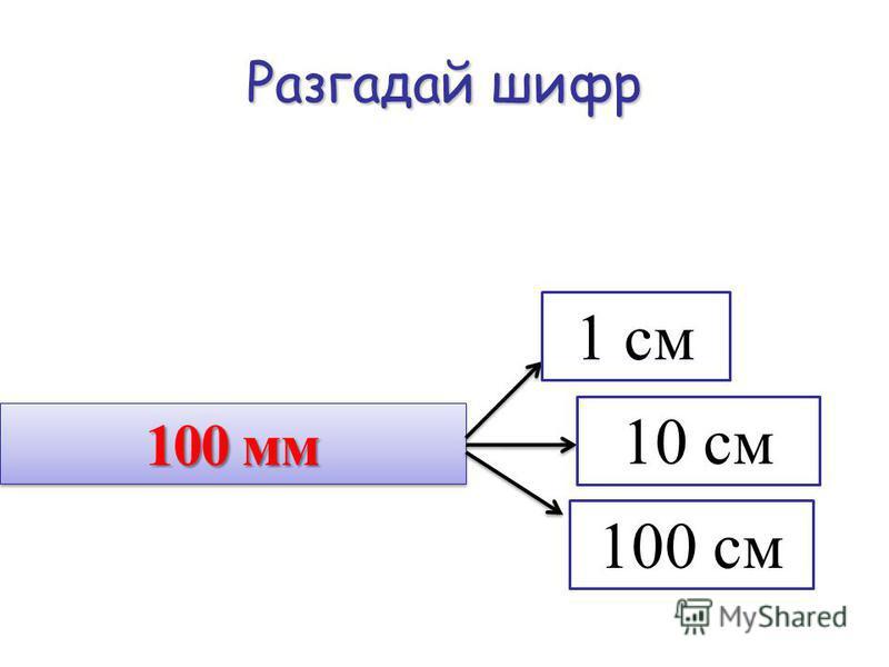 Ошибка!Запомни 1 м = 1.000 мм