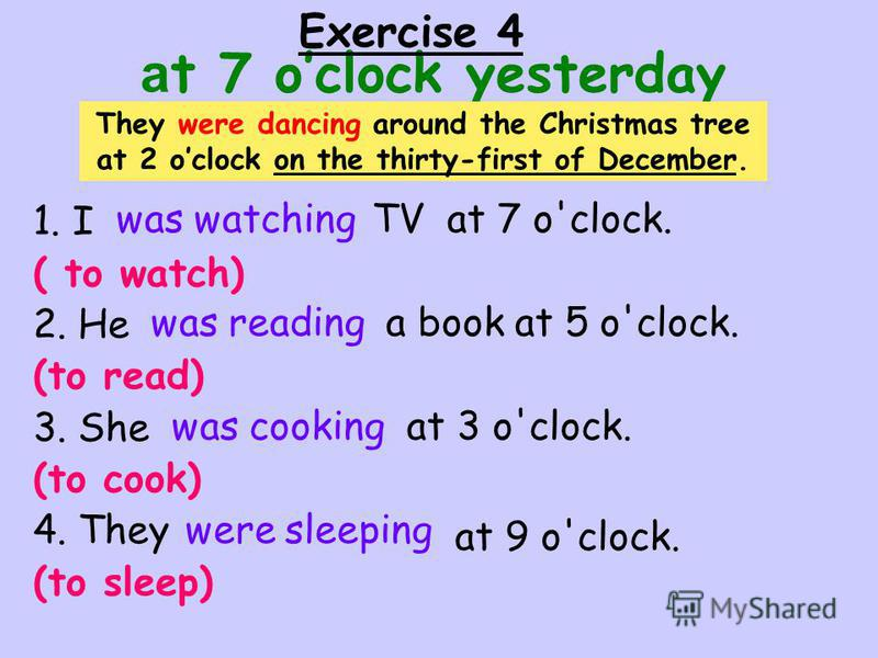 They were dancing around the Christmas tree at 2 oclock on the thirty-first of December. 31 December