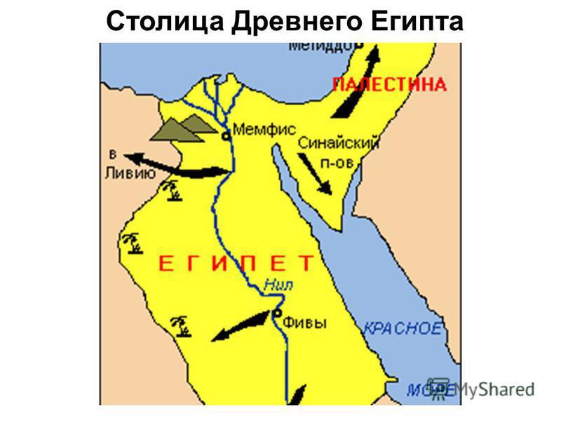 Столица Древнего Египта