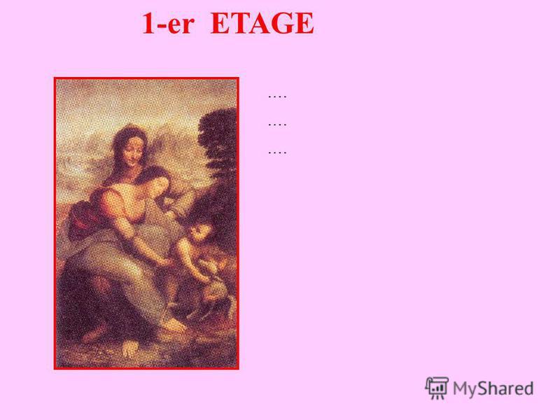 1-er ETAGE ….