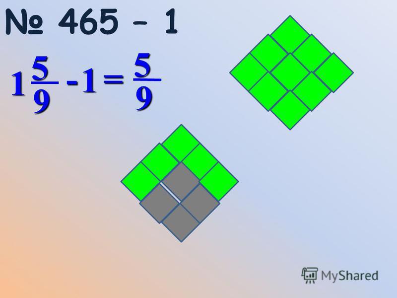 465 – 1951 - 1 = 95