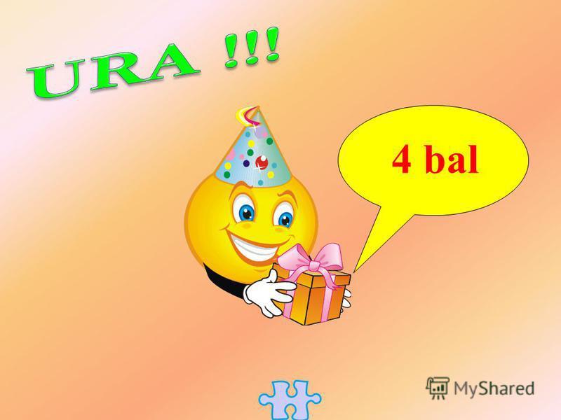 4 bal