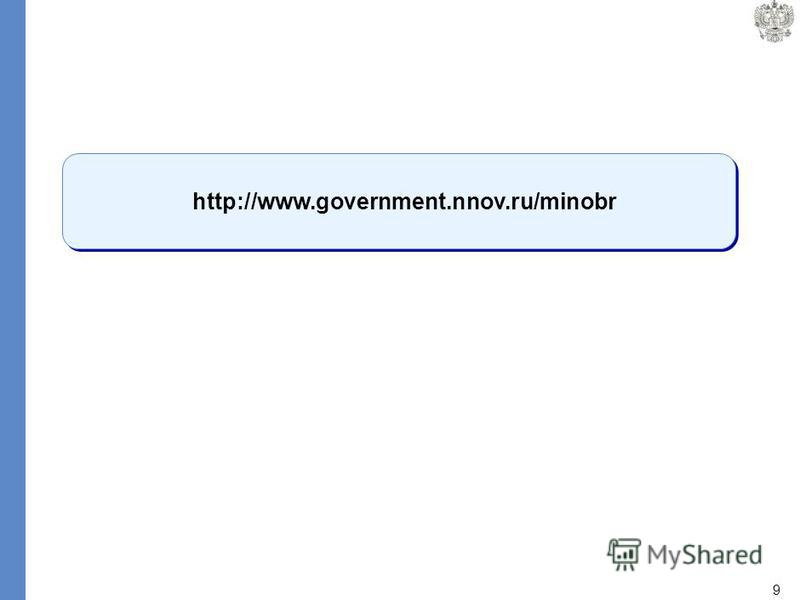 9 http://www.government.nnov.ru/minobr