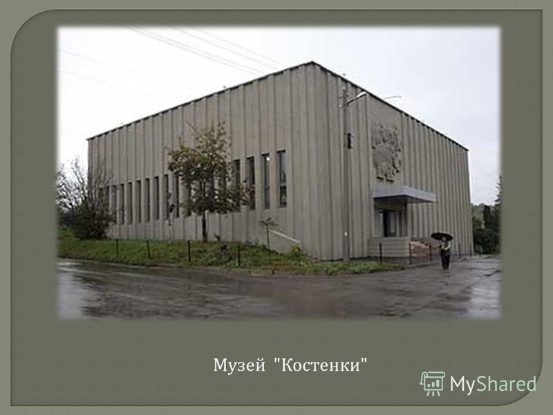 Музей  Костенки