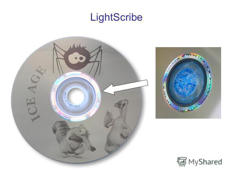 LightScribe