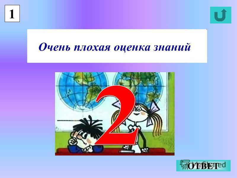 1 ОТВЕТ