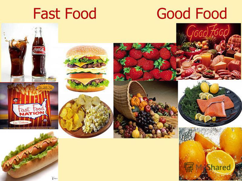 Fast Food Good Food
