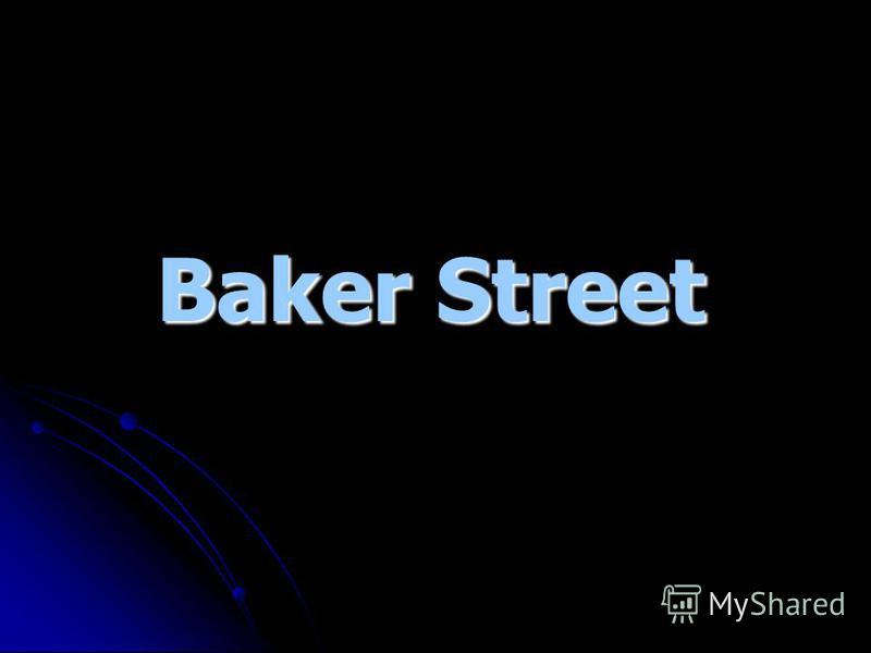 Baker Street Baker Street