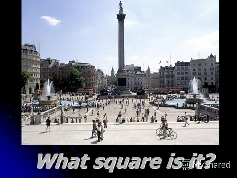 What square is it?