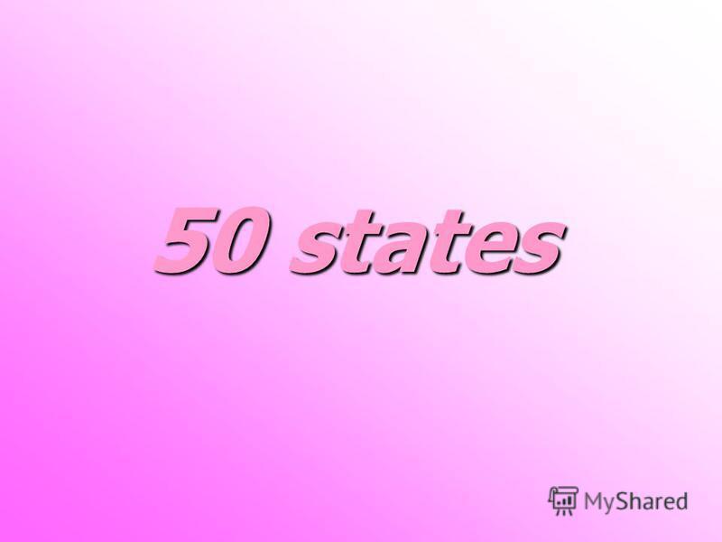50 states 50 states