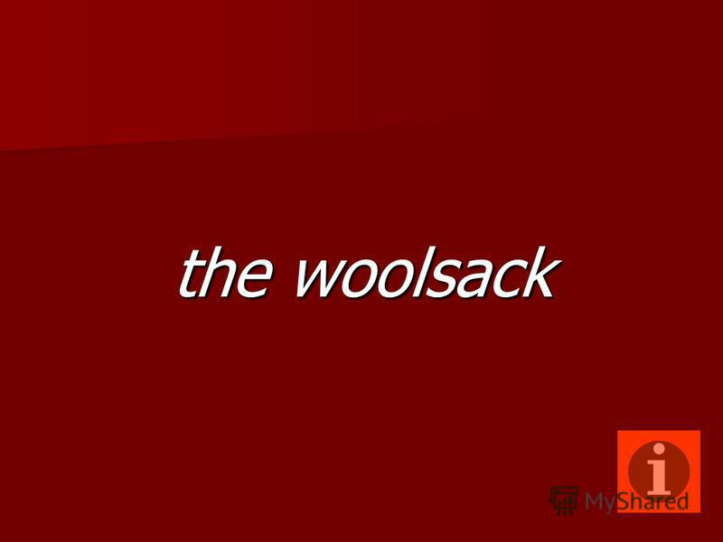 the woolsack