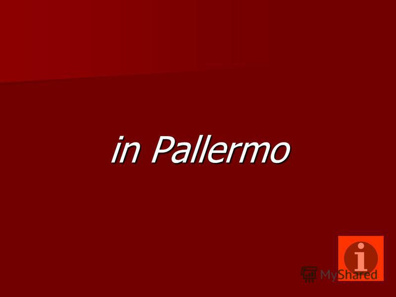 in Pallermo
