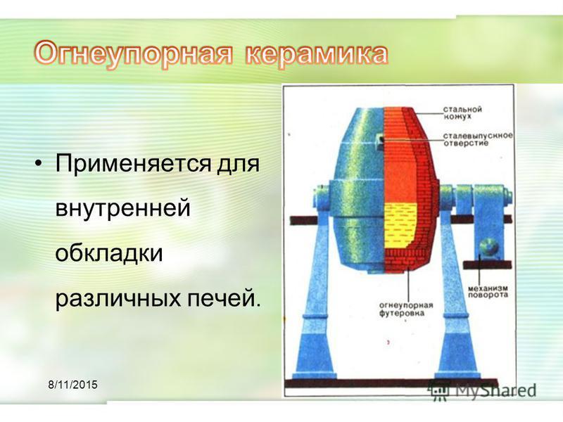 Кирпич Черепица Трубы Облицовочные плитки 8/11/2015