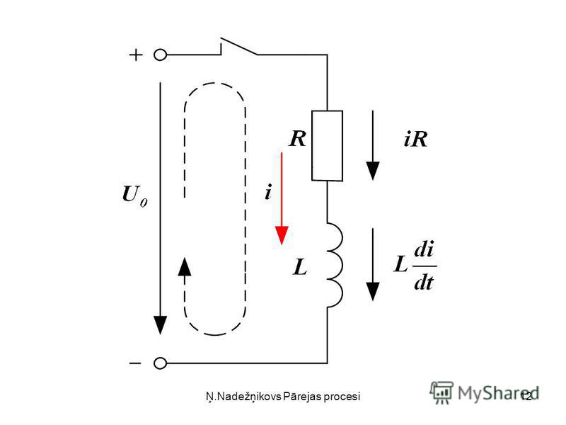 Ņ.Nadežņikovs Pārejas procesi12