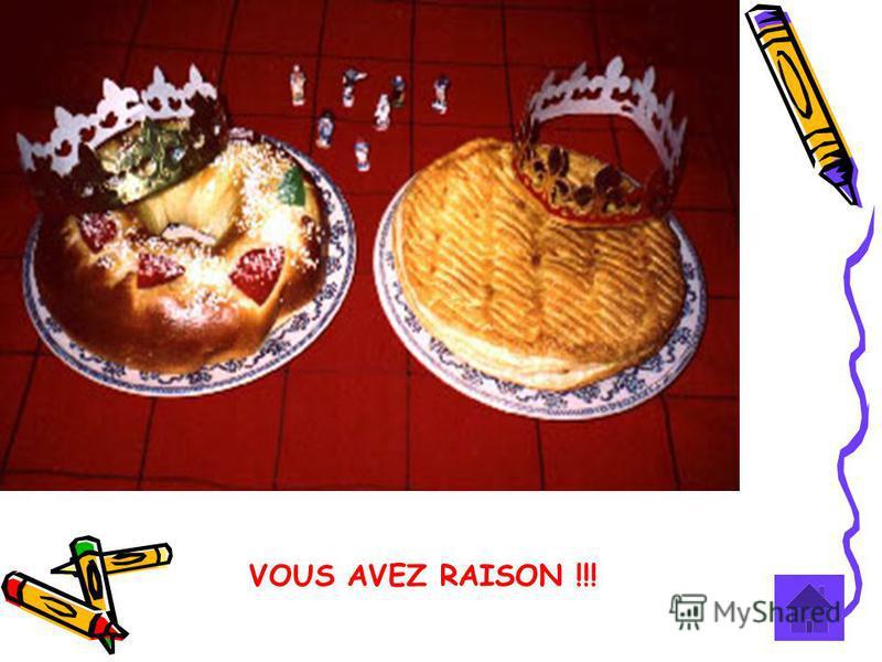 VOUS AVEZ TORT !!!!