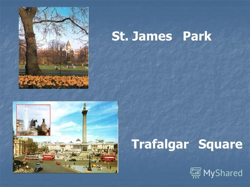 Park Square St. James Trafalgar