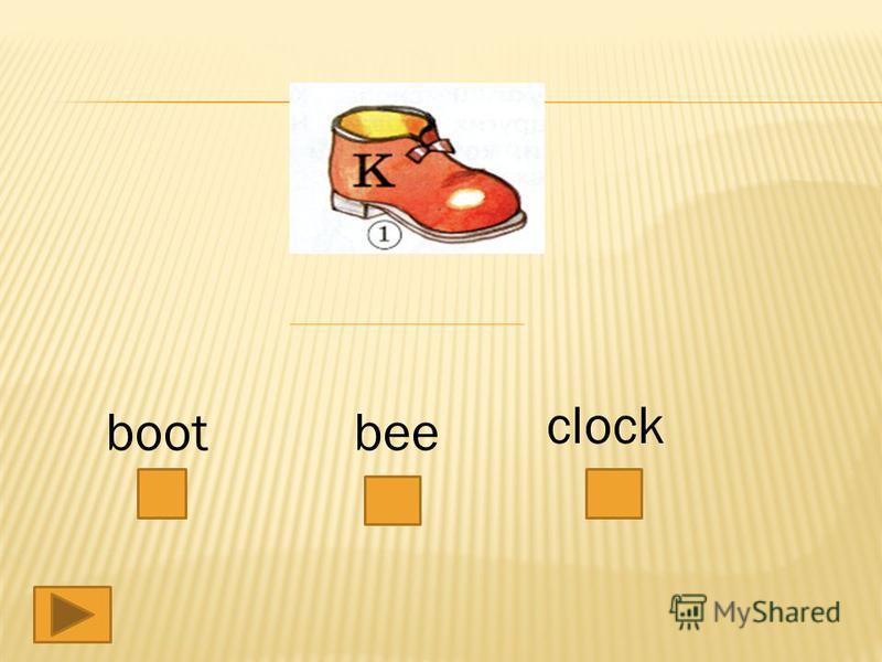 clock beeboot
