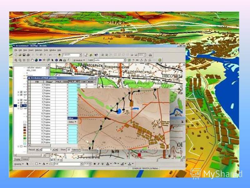 ГИС Нефтяной отрасли обеспечивает: надежное и долгосрочное хранение неограниченного объема информации; защиту информации и разграничение прав доступа; интеграцию существующих баз данных в единую информационную среду; решение прикладных задач (моделир