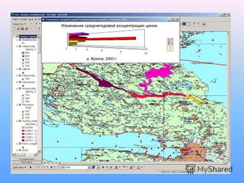 ГИС Экологии и Природных ресурсов обеспечивает постоянный мониторинг подконтрольных территорий и анализ имеющихся ресурсов.