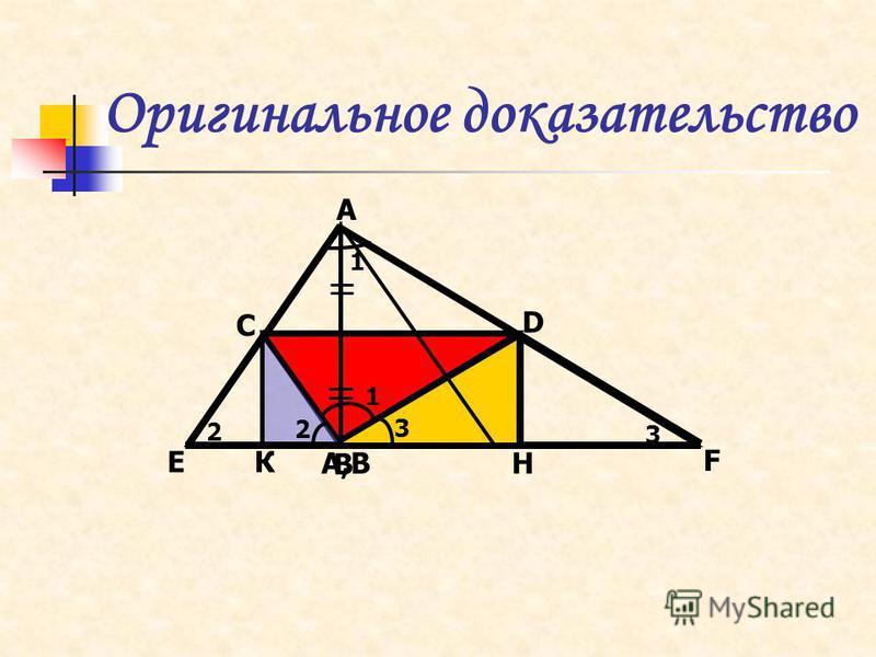 Теорема рассматриваю «Теорео» – театр (от греческого слова «теорию») Смотри!