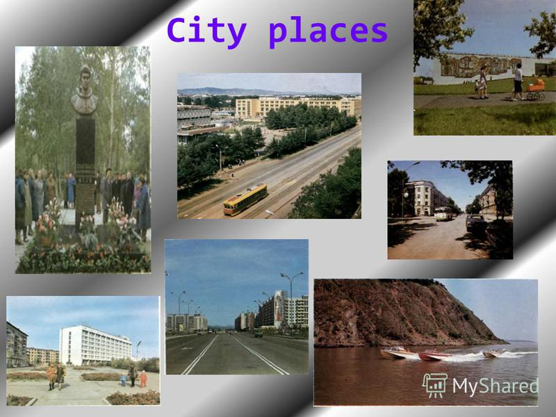 City places