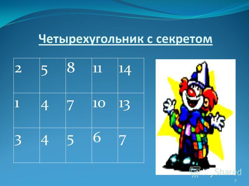 Целеполагание: знать определение модуля числа; уметь находить модуль положительных и отрицательных чисел; находить значения выражений с модулями. 6