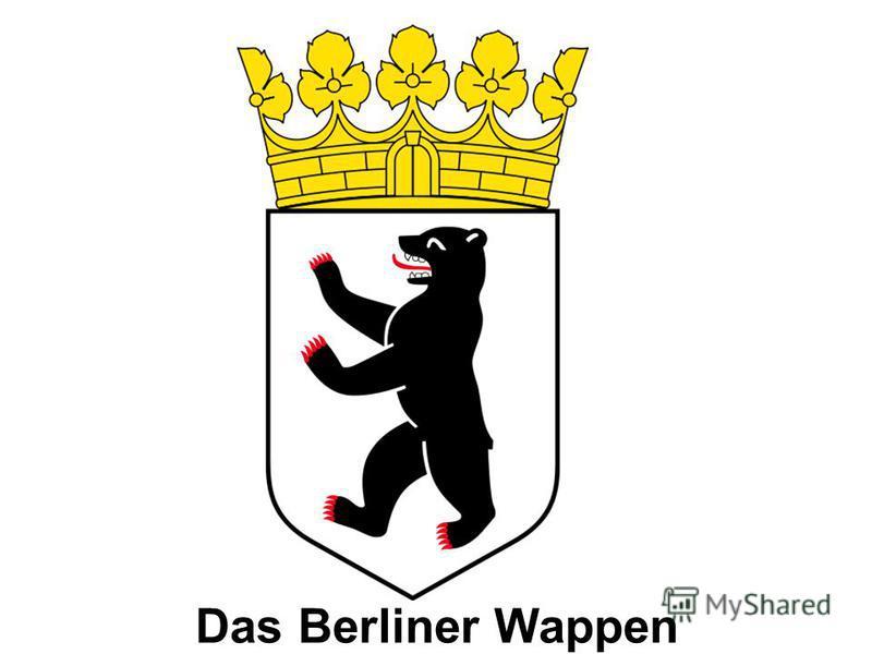 Das Berliner Wappen