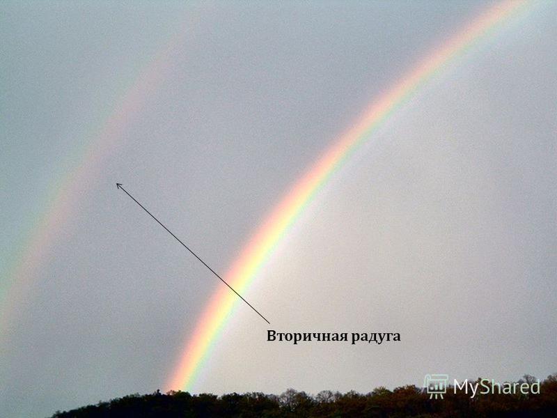 Вторичная радуга