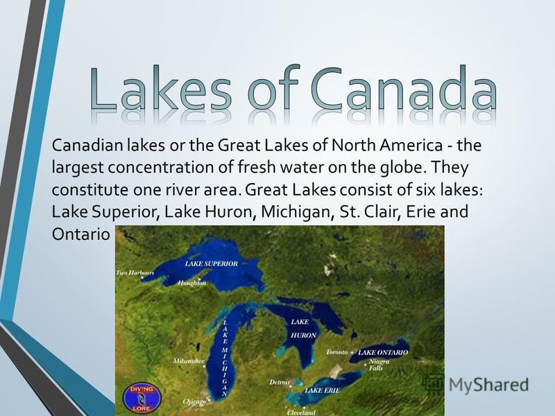 the great lakes essay