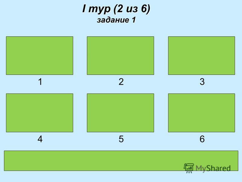 I тур (2 из 6) задание 1 1 Касательная 2 перпендикулярна 3 радиусу 4 в 5 точке 6 касания Касательная перпендикулярна радиусу в точке касания