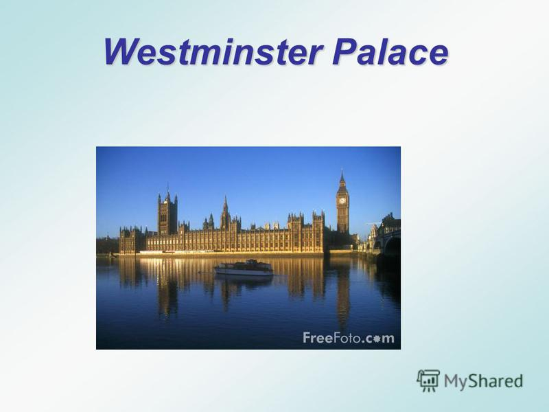 A.Westminster Palace B. Windsor Castle C. Buckingham Palace A.W estminster Palace B. Windsor Castle C. Buckingham Palace What is another name for the Houses of Parliament in London?