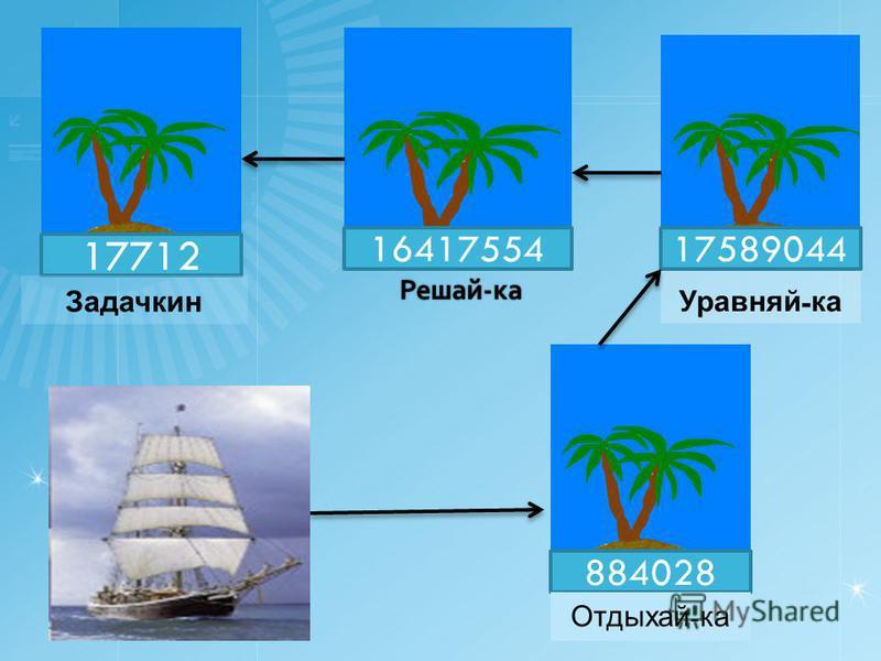 Решай-ка Уравняй - ка 17712 1641755417589044 Задачкин 884028 Отдыхай - ка