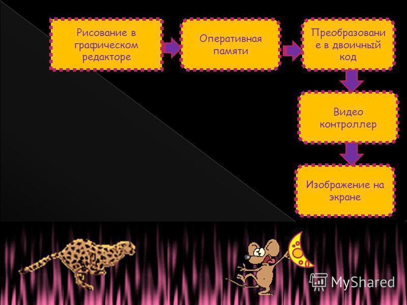 Основная функция компьютера – это обработка информации. Особо можно выделить обработку информации, связанную с изображениями. Задача компьютерной графики- визуализация (создание изображения). Она выполняется исходя из описаний (модели). Например вооб