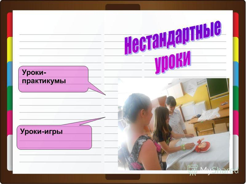 Уроки- практикумы Уроки-игры