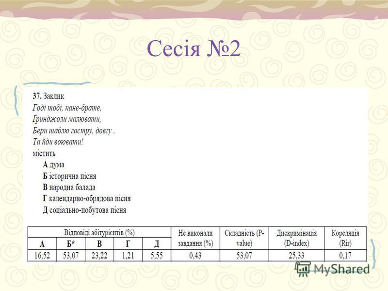 Сесія 2 Завд. 37 С. 57