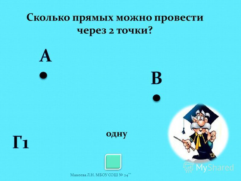 ВЫЧИСЛИТЕ: Макеева Л.Н. МБОУ СОШ 24