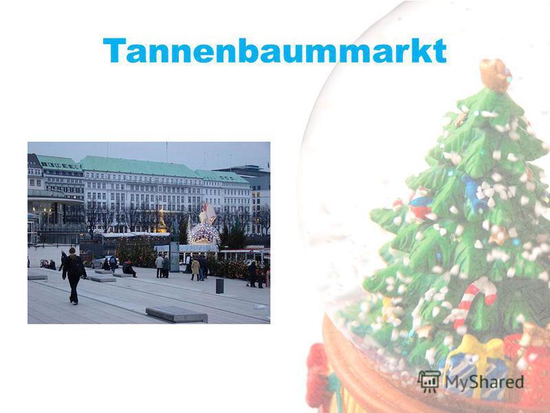 Tannenbaummarkt