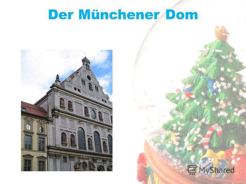 Der Münchener Dom