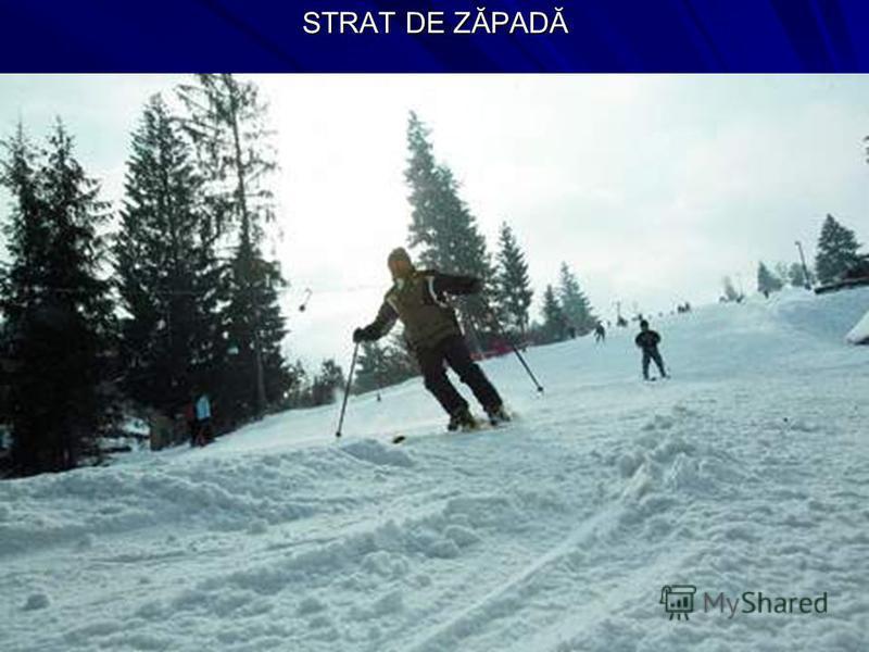 STRAT DE ZĂPADĂ