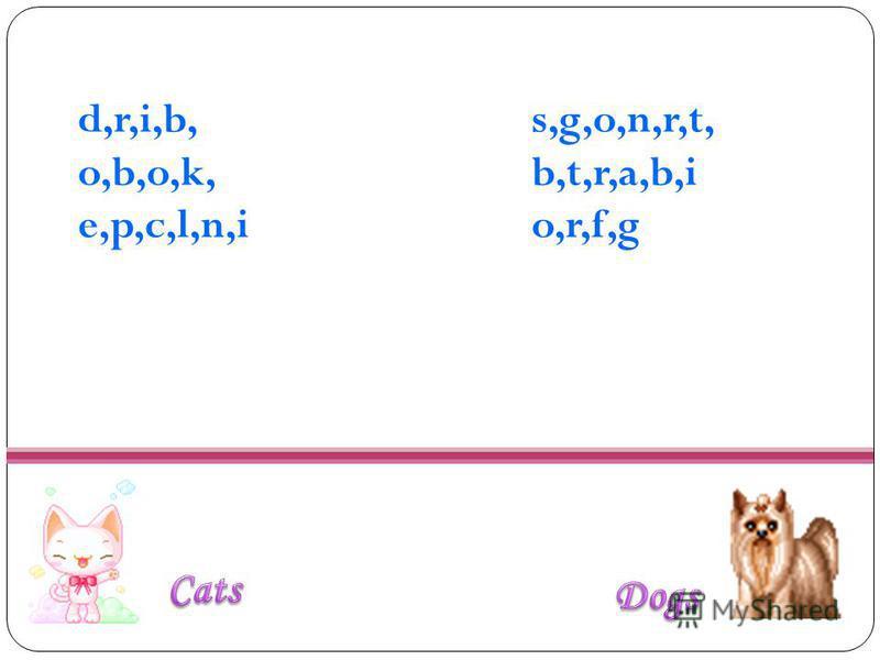 d,r,i,b, o,b,o,k, e,p,c,l,n,i s,g,o,n,r,t, b,t,r,a,b,i o,r,f,g