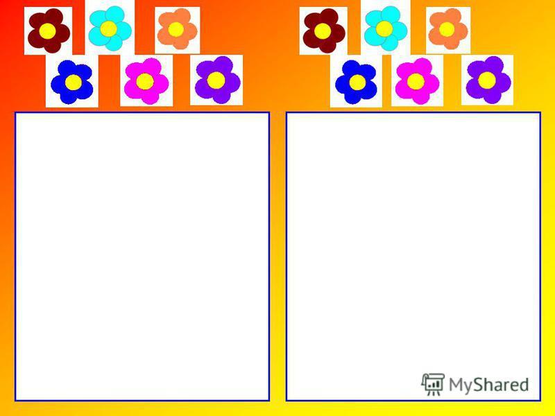 Вставьте числа так, чтобы равенства стали верными: 72 = 2. 35 = 3 9 = 79 6 = 610 Сравните: 103 = 310 82 = 28 61 > 60 74 < 46 93 = 39 55 > 51 Замените сложение умножением: 3+3+3+3=34=12 4+4+4=43=12 2+2+2+2+2=25=10 5 7 7 10