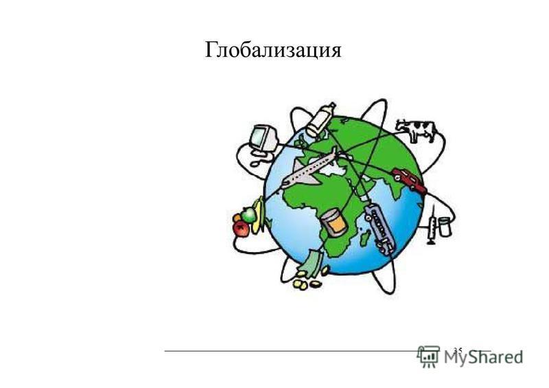Глобализация 35