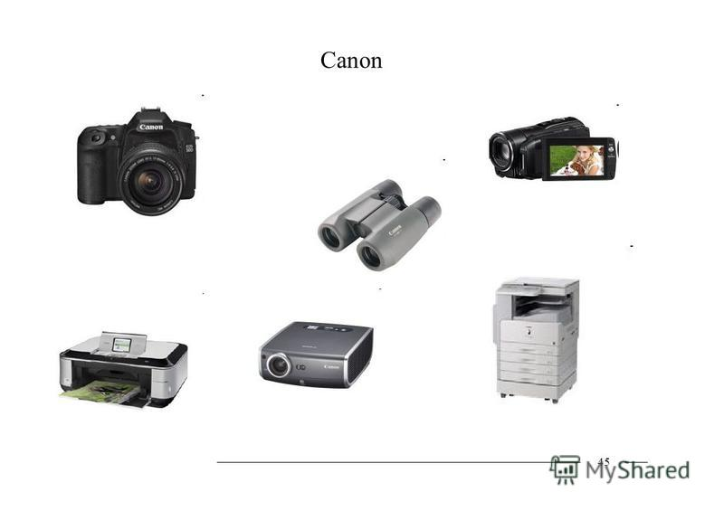Canon 45