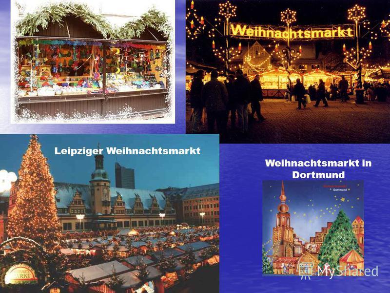 Leipziger Weihnachtsmarkt Weihnachtsmarkt in Dortmund
