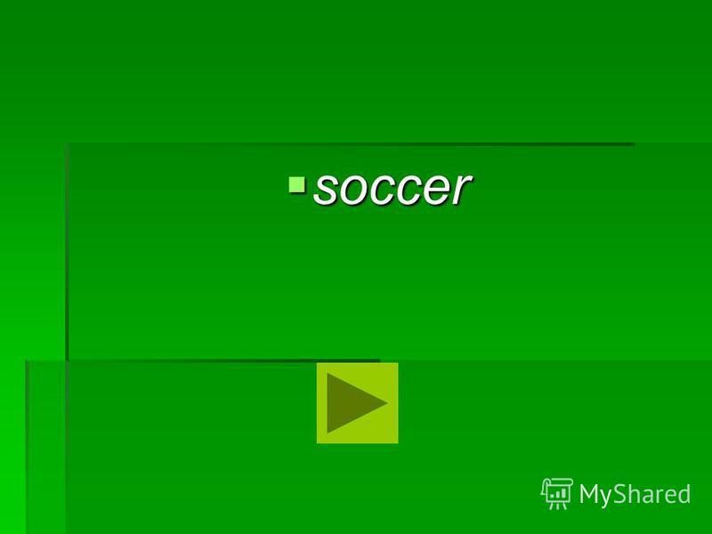 soccer soccer