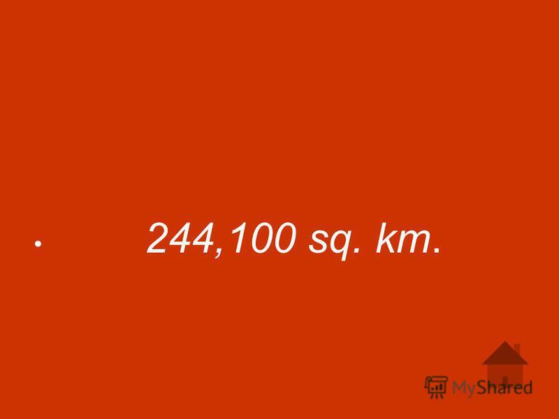 244,100 sq. km.