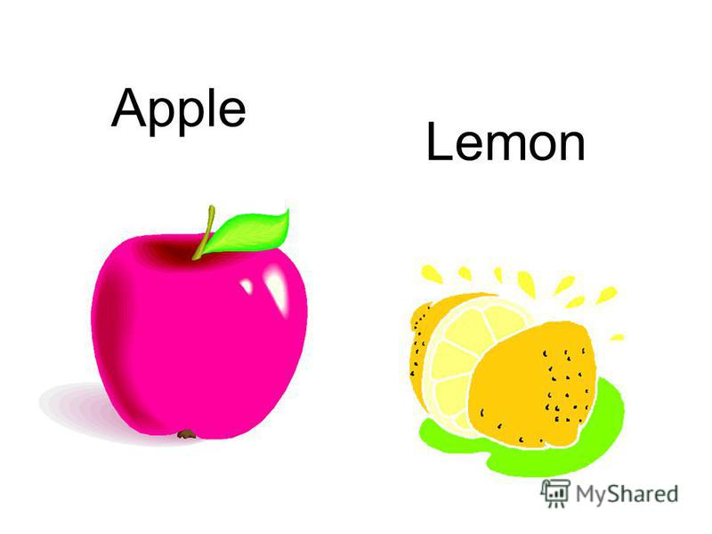 Apple Lemon