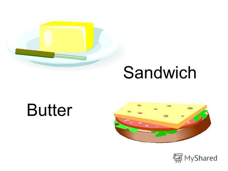 Butter Sandwich